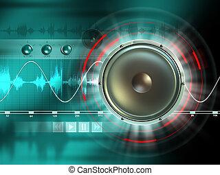 オーディオデジタル