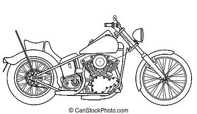 オートバイ, 習慣