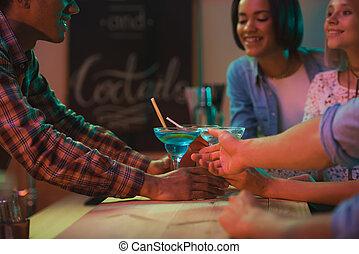 カクテル, アルコール