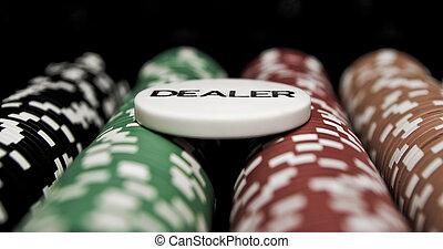 カジノ, ギャンブル, オンラインで