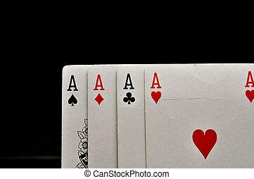 カジノ, 構成, 原料
