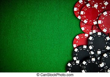 カジノ, 賭けることは 欠ける, ∥で∥, コピースペース