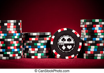 カジノ, 賭けることは 欠ける
