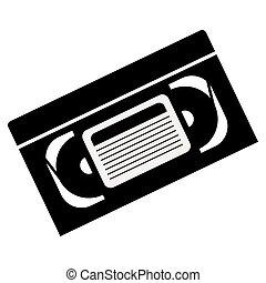 カセット, ビデオテープ