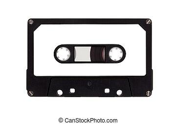 カセット, 単一, テープ