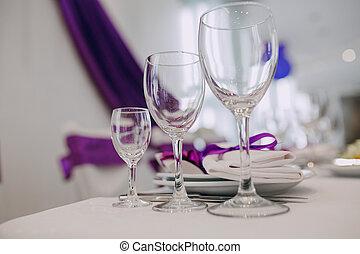 カップ, 装飾, 結婚式