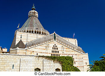 カトリック教, バシリカ, nazareth, ローマ人, 教会, お告げの祝日