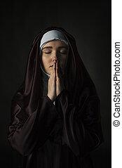 カトリック教, 修道女