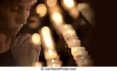 カトリック教, 女性の祈ること, 教会