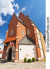 カトリック教, 教会