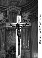 カトリック教, crusifix