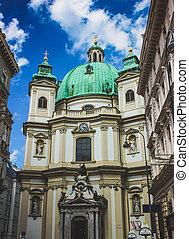 カトリック教, st. 。 ピーター, 教会