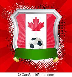カナダの旗, 保護