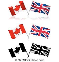 カナダ, イギリス