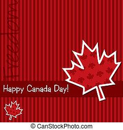 カナダ, 幸せ, day!