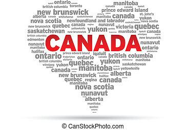 カナダ, 愛