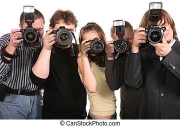 カメラマン, 2, 5