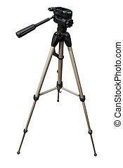 カメラ, 三脚