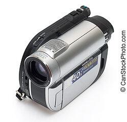 カメラ, 現代, 隔離された, デジタル