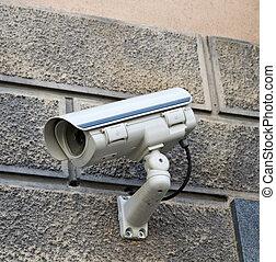 カメラ, 監視