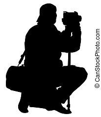 カメラ, 観光客, 2