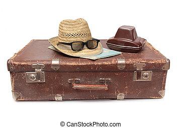 カメラ, 2, スーツケース