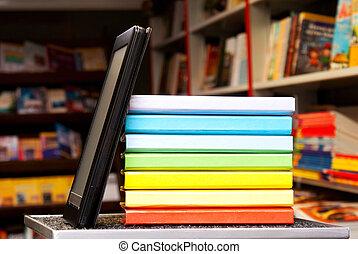 カラフルである, 山, 本, 読者, 電子本