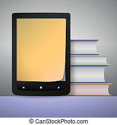 カラフルである, 山, 本, reader., 電子本