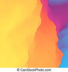 カラフルである, 抽象的, 現代, pattern., バックグラウンド。, デザイン, template.