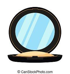 カラフルである, 漫画, 表面 粉, ∥で∥, 鏡