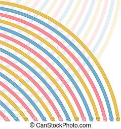 カラフルである, 点, 背景 パターン, 線, きらめき, 白