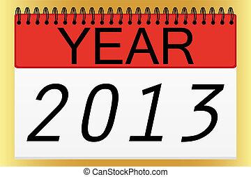 カレンダー, 2013