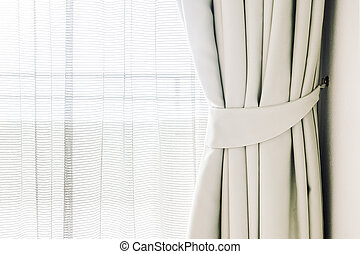 カーテン, 窓