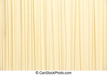 カーテン, 黄色, 手ざわり