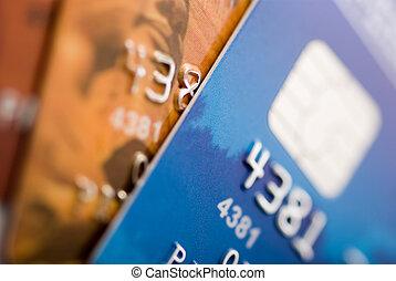 カード, クレジット
