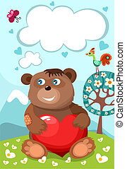 カード, バレンタイン