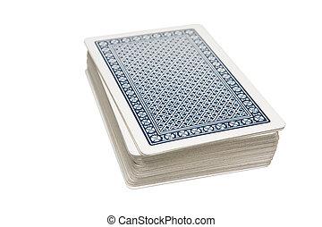 カード, パック
