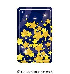 カード, 予言, 星