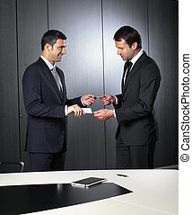 カード, 変化する, ビジネス