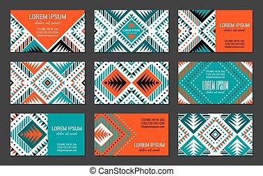 カード, aztec