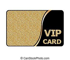 カード, vip