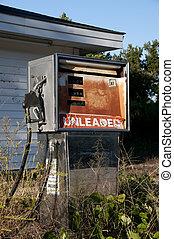 ガス, 危機