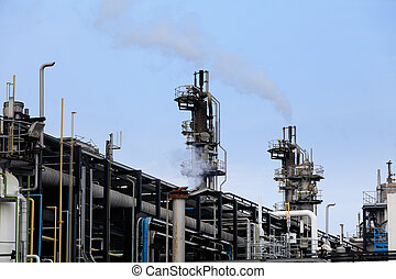 ガス, 産業