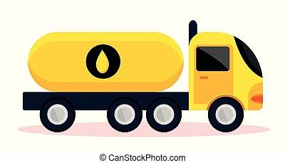 ガソリン, ガス, サービス