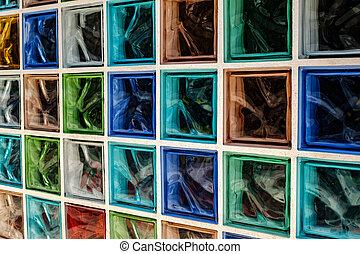 ガラスブロック, 多彩