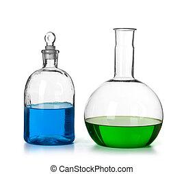ガラス製品, 実験室