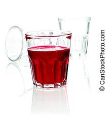 ガラス, カクテル, ラム酒
