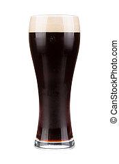 ガラス, ビール, ポーター