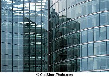 ガラス 建物