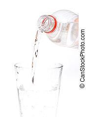 ガラス, 水